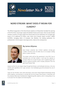 Nord Stream: What does it mean for Europe?