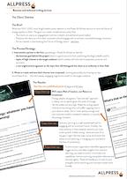 Deloitte – 2 LinkedIn/blog posts – Power & Utilities